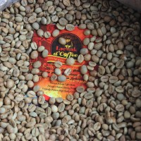 Jual Biji Kopi Luwak Hitam Green Bean 1000g Murah