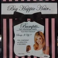 Big Happie Hair Bumpits Hair Volumizing Insert From Flat to Fabulous