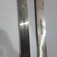 HSS Mata Pahat Bubut HSS Rectangular Flat Cut Off Blade 1 I 8 x 5 I