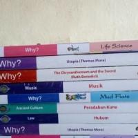 BUKU TERBARU Buku Komik Pengetahuan Why?