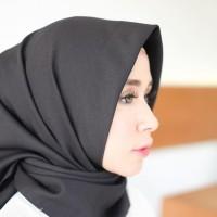 Segitiga Instan / Jilbab Segitiga Instant Polos