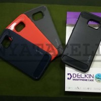 SoftCase Carbon Fiber Samsung S6 Flat /Ipaky/Capsule/Soft Case/Delkin