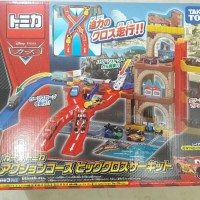 Tomica CARS ACTION TRACK Takara Tomy