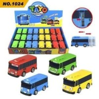 MOBIL TAYO ISI 4 PCS SLIDING DOOR - MAINAN ANAK THE LITTLE BUS TAYO