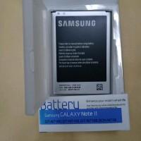 Baterai Original Samsung  Galaxy Note 2 / II / batrey/batrai/batre hp