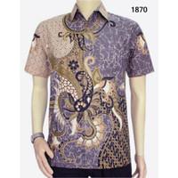 Kemeja Batik Pria, Baju Batik Singket Modern