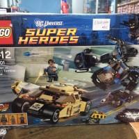 Lego Super Heroes 76001 The Bat Vs Bane Tumbler Chase