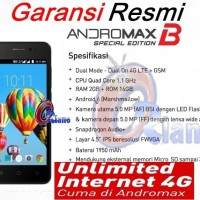 HP smartfren andromax BSE b se special edition ram 2GB / rom 16gb a l