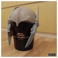 CGV Blitz - Marvel   Thor Ragnarok - Helm Thor (tempat pop corn)
