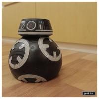 CGV Blitz - Star Wars The Last Jedi   Droid - BB-9E (tempat pop corn)