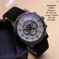 Jam Tangan Pria Montblanc S1283