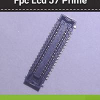 Konektor Lcd Samsung J7 Prime (G610F) 34 pin dimesin Fpc Lcd J7 prime