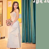 sewa gaun bridal / pengantin jakarta / sewa gaun putih simple