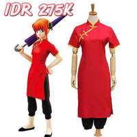 Costume Kagura Cosplay Gintama