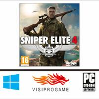 Sniper Elite 4 + Update DLC Game Pc/laptop