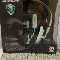 Headset Gaming not earphone Steelseries Siberia v1 SALE!!