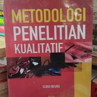 Metode Penelitian Kualitatif by Lexy Moleong