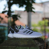 SEPATU ADIDAS LITE RACER BYD ORIGINAL   LIGHT GREY df21f3fda1