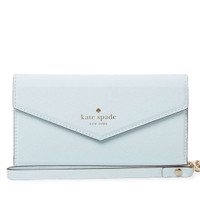 Kate Spade Authentic iphone 7 8 leather case casing wristlet branded