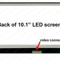 Layar LCD LED Netbook Samsung NP NC110 NC108 NC210 NC215 10.1 Inch sli