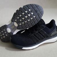 Sepatu Adidas Energy Boost 3M Biru Dongker