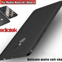 CASE XIAOMI REDMI NOTE 4X /4/ 4Pro MEDIATEK Slim Hp Casing Covers