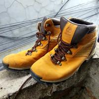 sepatu boots timberland bekas original
