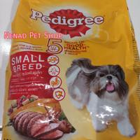 Makanan Anjing Ras Kecil Kering/Pedigree Dry Food Small Breed 1,5Kg