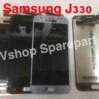 Lcd Touchscreen Samsung J330 J3 Pro 2017 Black Silver Gold