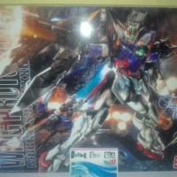 MG 1/100 Gundam Wing Proto Zero Master Grade Daban Model Include Base