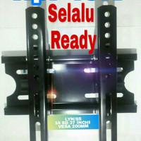 BRACKET TV,BRAKET LED,BREKET LCD ,14 s/d 37 inchi