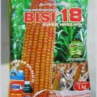 Benih / Bibit Tanaman Jagung Super Hibrida BISI -18 Isi 1kg
