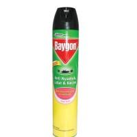 BAYGON AEROSOL YELLOW FRESH SCENT 600ML