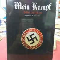 Buku MEIN KAMPF Hitler narasi