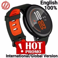 Xiaomi Huami Pace Amazfit International Sport Smartwatch Heart Rate