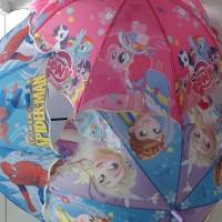 payung anak frozen pinggiran gelombang pluit