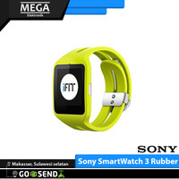 SmartWatch 3 Rubber Green Sony