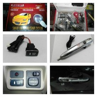Alarm canggih khusus Avanza Push start button Keyless entry/keyless/