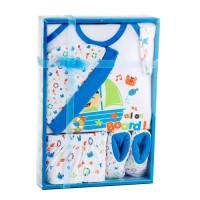 Baby Set Kiddy Pakaian Set Bayi-Setelan Bayi Untuk Gift & Kado