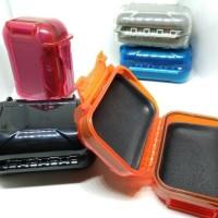 Water Resistant Anti Drop Hard Case For Earphones (Like Westone)