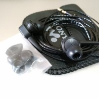 Earphone Headset DIY SONY NC020 Noise Cancellation Bass Booster