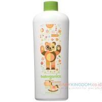 Babyganics Alcohol Free Foaming Hand Sanitizer Refill Mandarin - 473ml