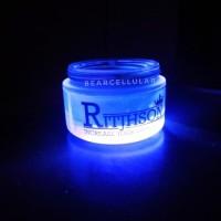 Pomade Ritjhson Glow In The Dark Ungu Purple Waterbased (FREE SISIR)