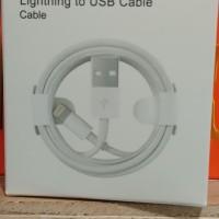 ORIGINAL Kabel Data Charger Iphone 5 5s 5s 6 6s 6+ 7 Ipad Mini Air 1 2