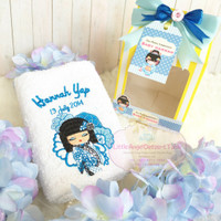 HAMPER / SOUVENIR TOWEL