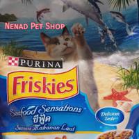 Makanan Kucing Kering Friskies/Makanan Kucing 1,2Kg/Cat Dry Food 1,2Kg