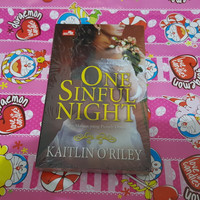 One sinful night - Kaitlin O riley