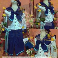Hajime Shino Rabbits ansuta cosplay costume