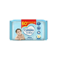 Cussons baby wipes tissue basah mild & gentle