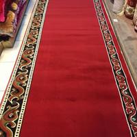 Karpet Masjid Kingdom merah